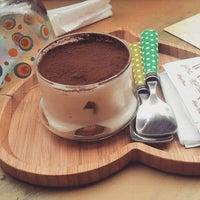 12/10/2015 tarihinde Dudu A.ziyaretçi tarafından DuDu Italian Ice Cream'de çekilen fotoğraf