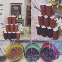 12/26/2015 tarihinde Dudu A.ziyaretçi tarafından DuDu Italian Ice Cream'de çekilen fotoğraf
