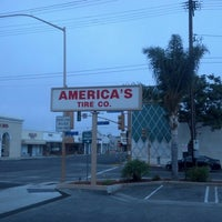 America S Tire Store Now Closed Automotive Shop In Artesia