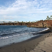 Photo Taken At 49 Black Sand Beach By Karen N On 5 22