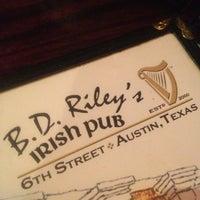 Das Foto wurde bei BD Riley's Irish Pub von Alexander M. am 7/4/2013 aufgenommen