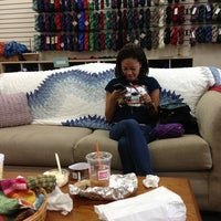 8/9/2013にAmanda K.がCloverhill Yarn Shopで撮った写真