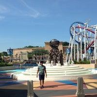 6/10/2013 tarihinde Jonathan V.ziyaretçi tarafından Universal Studios Singapore'de çekilen fotoğraf