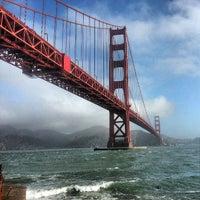 Das Foto wurde bei Golden Gate Bridge von Radim S. am 7/5/2013 aufgenommen