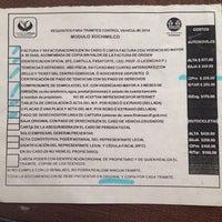 Modulo Licencias Y Control Vehicular Xochimilco Government