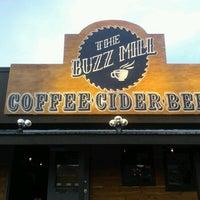 Снимок сделан в Buzzmill Coffee пользователем Wayne O. 2/6/2013