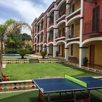 Foto tomada en La Casona Tequisquiapan Hotel & Spa por Juan Carlos E. el 7/28/2015