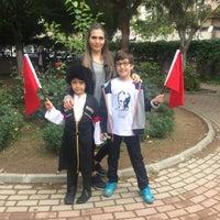 Das Foto wurde bei Mehmet Seniye Ozbey İlkogretim Okulu von Tülay T. am 4/23/2017 aufgenommen