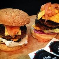 Снимок сделан в The Burger пользователем Artem T. 2/19/2013