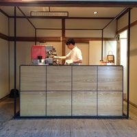 Photo prise au Omotesando Koffee par Soomin S. le6/7/2013