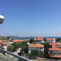 8/5/2018 tarihinde Güner Y.ziyaretçi tarafından Maison Vourla Hotel'de çekilen fotoğraf