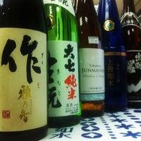 Das Foto wurde bei Adega de Sake | 酒蔵 von Alexandre Tatsuya I. am 2/15/2014 aufgenommen