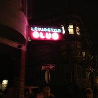 Foto tirada no(a) Lexington Club por Don E. em 3/3/2013