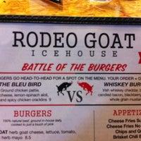 Foto scattata a Rodeo Goat da Mike B. il 6/28/2013