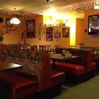 12/24/2012 tarihinde Aaron W.ziyaretçi tarafından Rigo's Mexican Restaurant'de çekilen fotoğraf