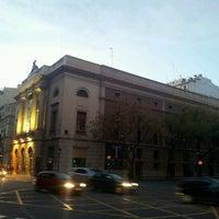 Photo prise au Teatre Principal par Montse A. le12/1/2012