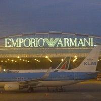 9/27/2012 tarihinde mauro p.ziyaretçi tarafından Aeroporto di Milano Linate (LIN)'de çekilen fotoğraf