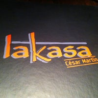 11/10/2012 tarihinde Basa W.ziyaretçi tarafından Restaurante Lakasa'de çekilen fotoğraf