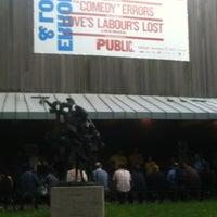 6/15/2013에 Sarah J.님이 Delacorte Theater에서 찍은 사진