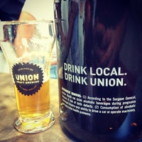 Photo prise au Union Craft Brewing par kyle m. le6/29/2013