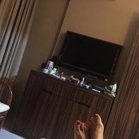 Das Foto wurde bei Kalif Hotel von Tuba am 9/28/2018 aufgenommen