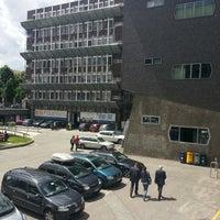 """Foto scattata a Edificio 13 """"Trifoglio"""" (Aule T) da Gianluca M. il 5/20/2013"""