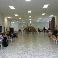 """Foto scattata a Edificio 13 """"Trifoglio"""" (Aule T) da Gianluca M. il 3/26/2013"""
