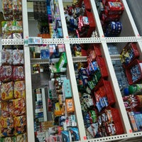 Photo taken at Jeff's D' Mart Convenience Store by audrey l. on 3/23/2013