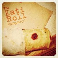Foto scattata a The Kati Roll Company da Gana R. il 9/22/2012
