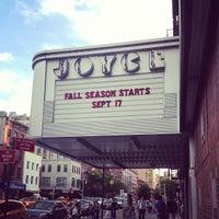 Das Foto wurde bei The Joyce Theater von Patricia T. am 9/4/2013 aufgenommen