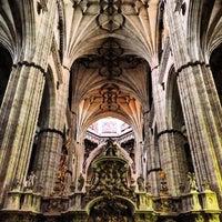 Foto tomada en Catedral de Salamanca por Ricardo M. el 1/16/2013