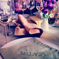 Снимок сделан в Bellagio пользователем Polina S. 4/6/2013