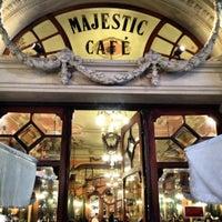 Foto tirada no(a) Majestic Café por Mario G. em 11/10/2012