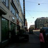 10/7/2012 tarihinde Alexander B.ziyaretçi tarafından Finnkino Tennispalatsi'de çekilen fotoğraf