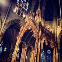 4/21/2013にRyan P.がセント・パトリック大聖堂で撮った写真