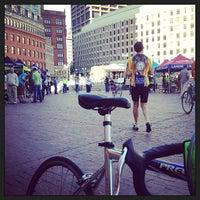 Снимок сделан в City Hall Plaza пользователем Jeff D. 5/17/2013