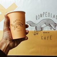 Foto diambil di Rompeolas Café oleh Rompeolas Café pada 1/27/2016