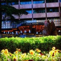 10/28/2012에 Miguel D.님이 Hotel Villa Magna에서 찍은 사진