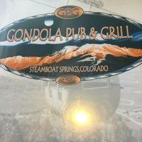 Das Foto wurde bei Gondola Pub & Grill von Katie B. am 2/6/2016 aufgenommen