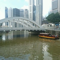 Foto tomada en Singapore River  por David R. el 4/15/2017