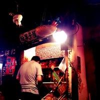 9/1/2013に冷凍イナバPが池袋駄菓子バーで撮った写真