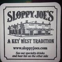 Foto diambil di Sloppy Joe's Bar oleh ALMA T. pada 7/6/2013