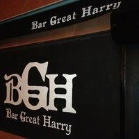 Foto scattata a Bar Great Harry da Pete P. il 5/26/2013