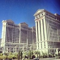 6/26/2013에 Ray L.님이 Caesars Palace Hotel & Casino에서 찍은 사진