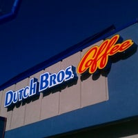 Photo taken at Dutch Bros Coffee by Aaron M. on 1/5/2013