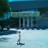 Photo taken at Arizona Science Center by Aaron M. on 6/1/2013