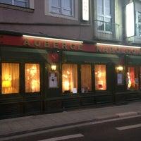 Photo prise au Auberge Napoleon restaurant par Алексей Д. le4/24/2013