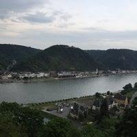 Das Foto wurde bei Schloss Rheinfels von Masahito O. am 5/24/2017 aufgenommen