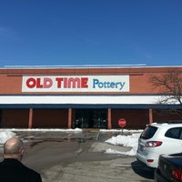 Old Time Pottery Furniture Home Store In Florissant