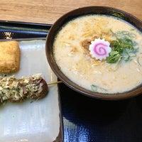 5/21/2013 tarihinde Monicaziyaretçi tarafından Tenkomori Ramen House (てんこもりラーメン)'de çekilen fotoğraf